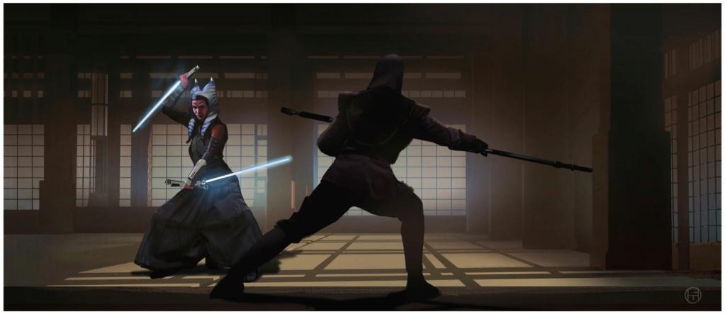 Star Wars The Mandalorian - Les Concepts Art de la saison 2 E05_0510