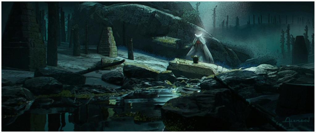 Star Wars The Mandalorian - Les Concepts Art de la saison 2 E05_0710