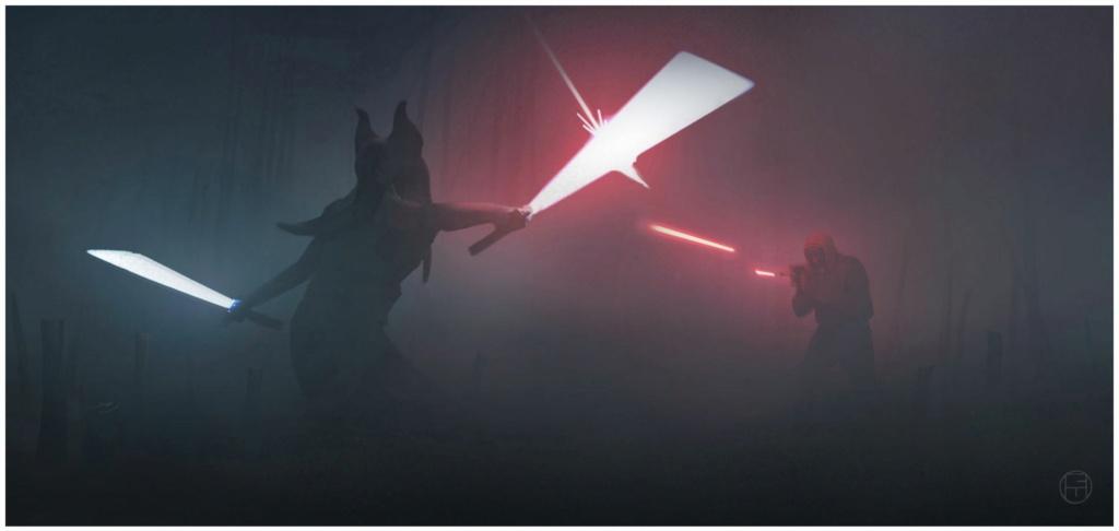 Star Wars The Mandalorian - Les Concepts Art de la saison 2 E05_0810