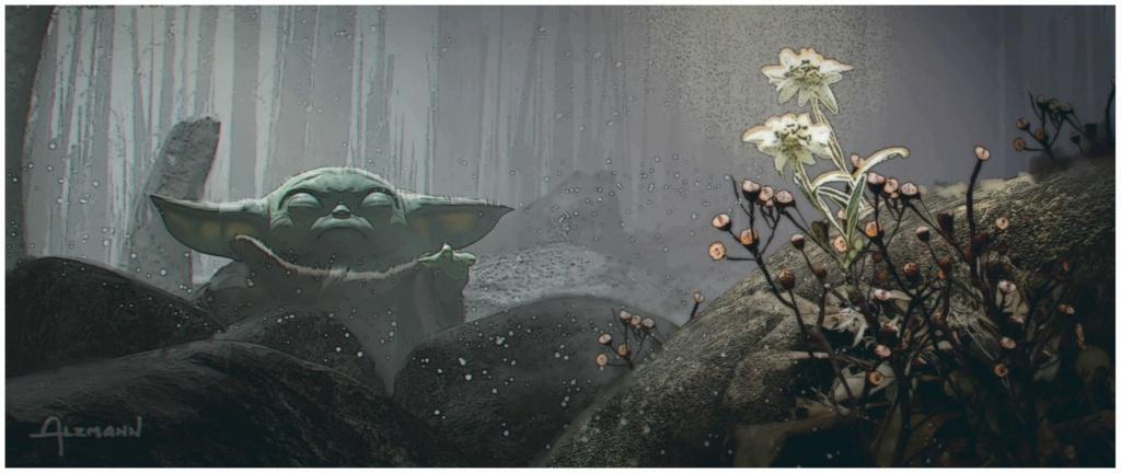 Star Wars The Mandalorian - Les Concepts Art de la saison 2 E05_0910