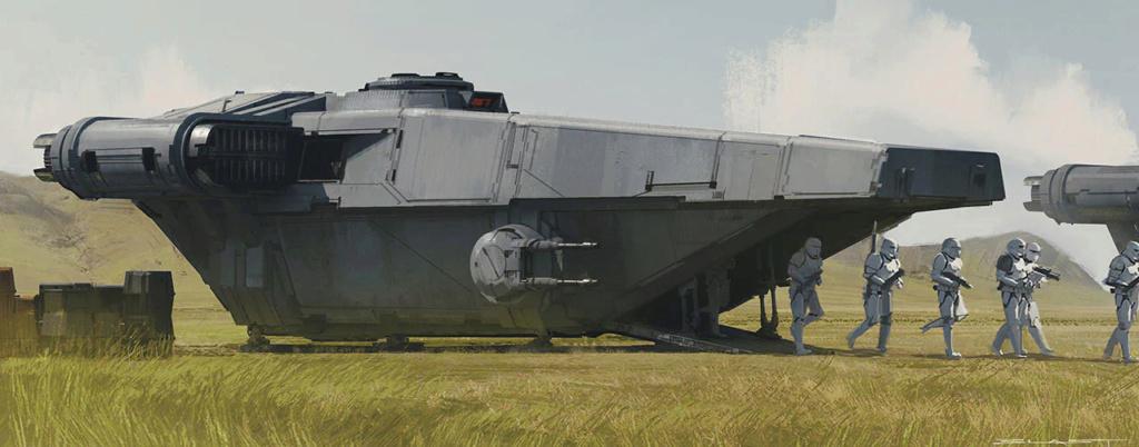 Star Wars The Mandalorian - Les Concepts Art de la saison 2 E06_0510