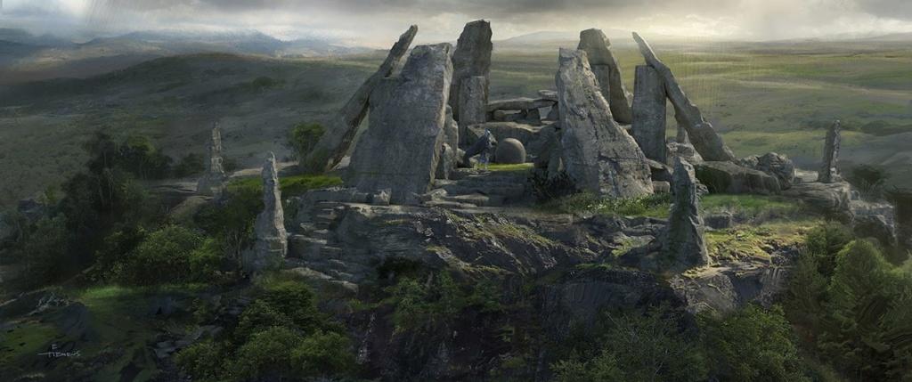 Star Wars The Mandalorian - Les Concepts Art de la saison 2 E06_0610