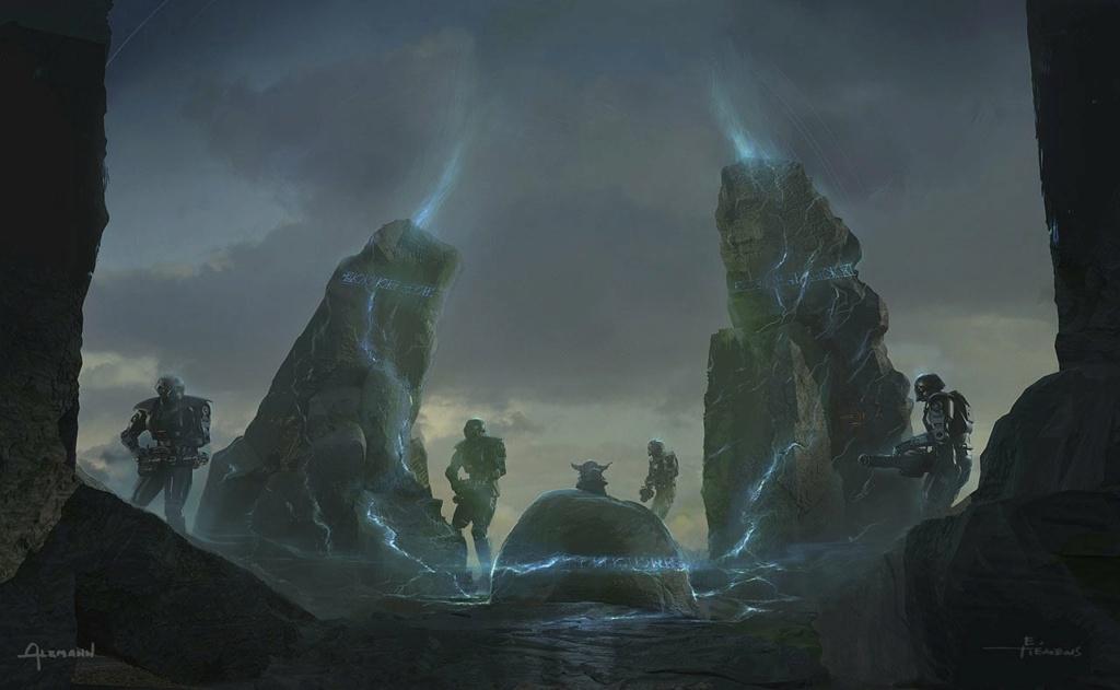 Star Wars The Mandalorian - Les Concepts Art de la saison 2 E06_0710