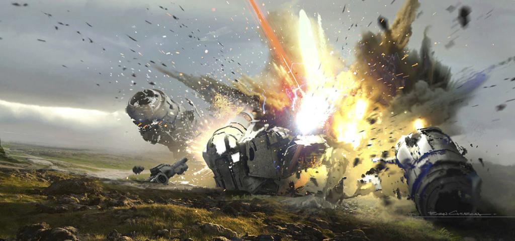 Star Wars The Mandalorian - Les Concepts Art de la saison 2 E06_0810