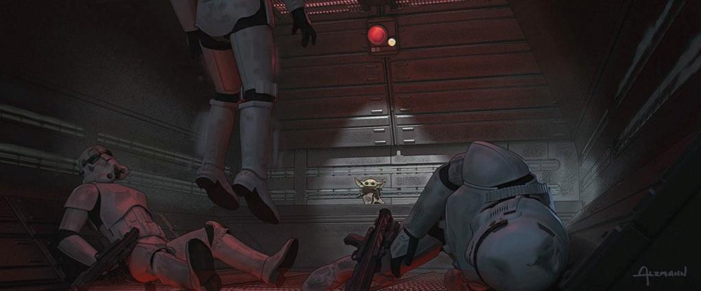 Star Wars The Mandalorian - Les Concepts Art de la saison 2 E06_1010