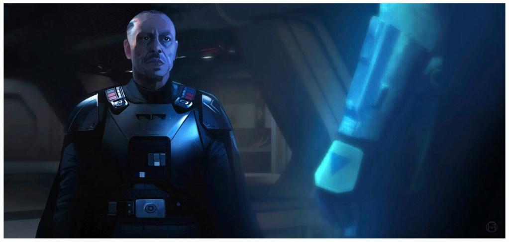 Star Wars The Mandalorian - Les Concepts Art de la saison 2 E07_0510