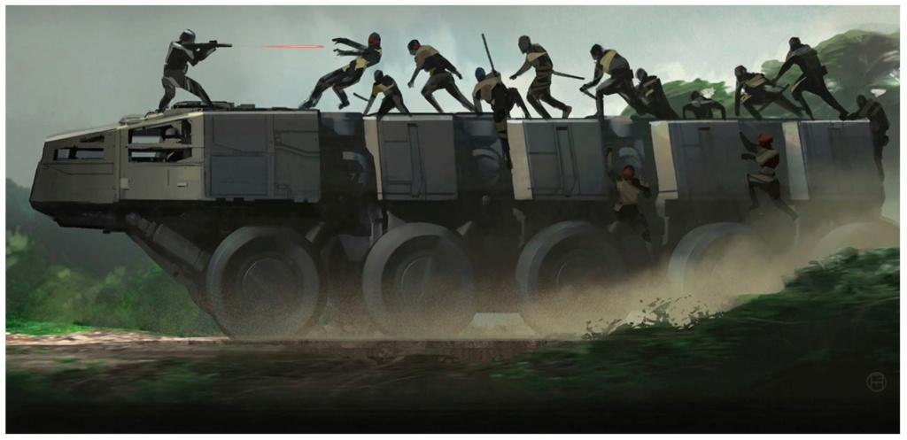 Star Wars The Mandalorian - Les Concepts Art de la saison 2 E07_0710