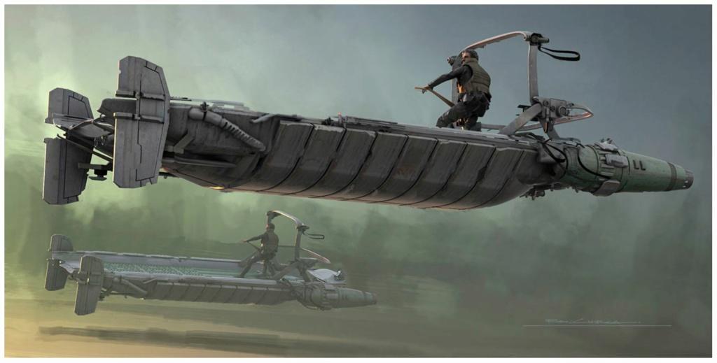 Star Wars The Mandalorian - Les Concepts Art de la saison 2 E07_0910