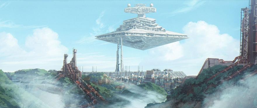 STAR WARS VISIONS - SAISON 1 - Le Guide des épisodes E08_0110