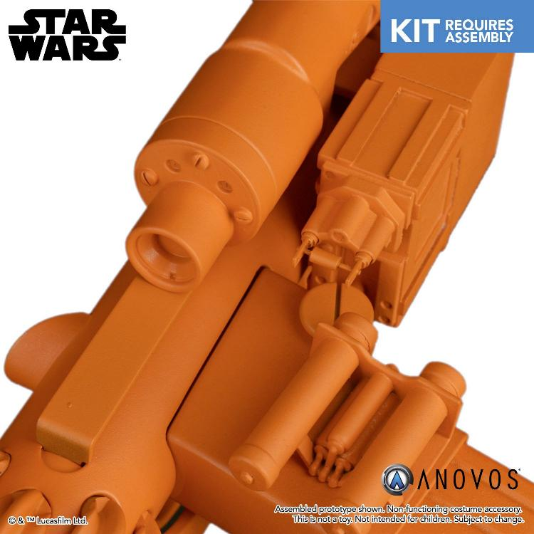 STAR WARS E-11 Blaster Kit - ANOVOS E11_bl10