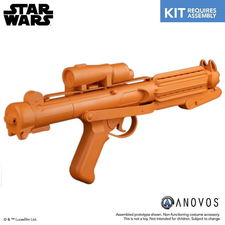 STAR WARS E-11 Blaster Kit - ANOVOS E11_bl11