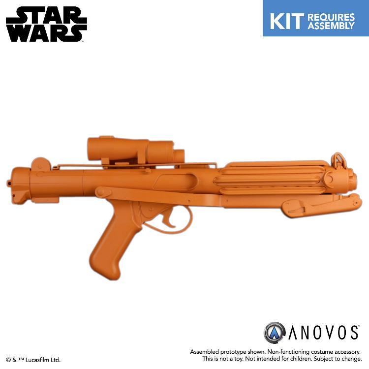 STAR WARS E-11 Blaster Kit - ANOVOS E11_bl12