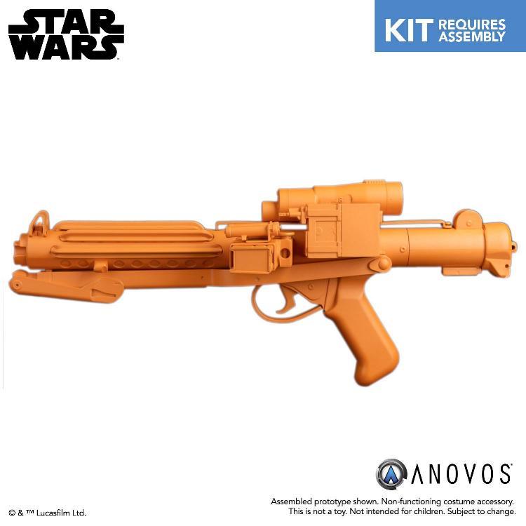 STAR WARS E-11 Blaster Kit - ANOVOS E11_bl13