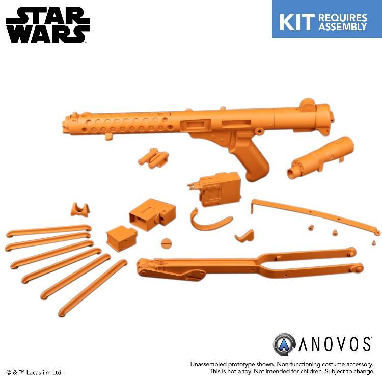 STAR WARS E-11 Blaster Kit - ANOVOS E11_bl14