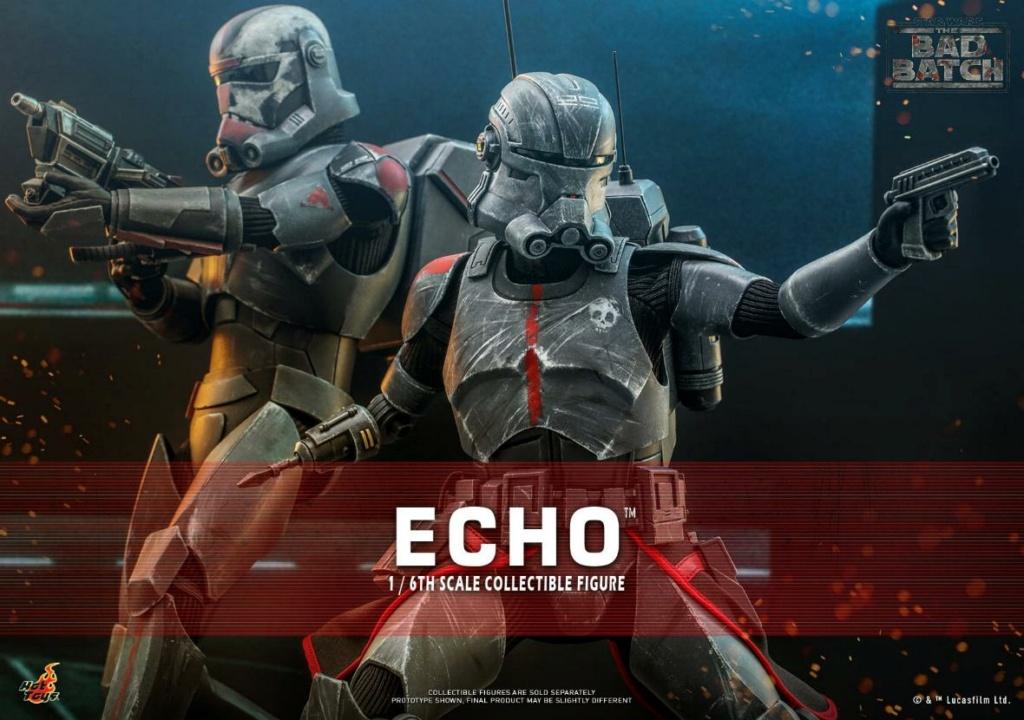 Echo - Star Wars: The Bad Batch  - Hot Toys  Echo_010