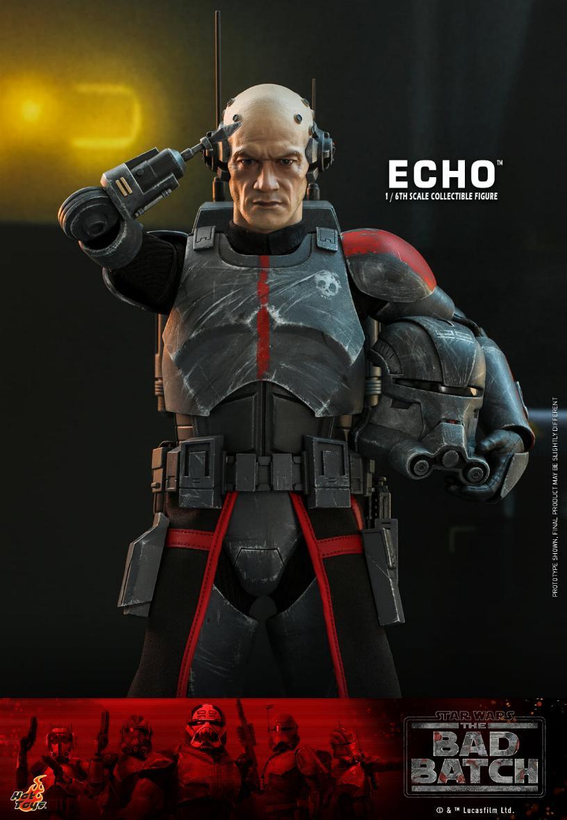 Echo - Star Wars: The Bad Batch  - Hot Toys  Echo_012