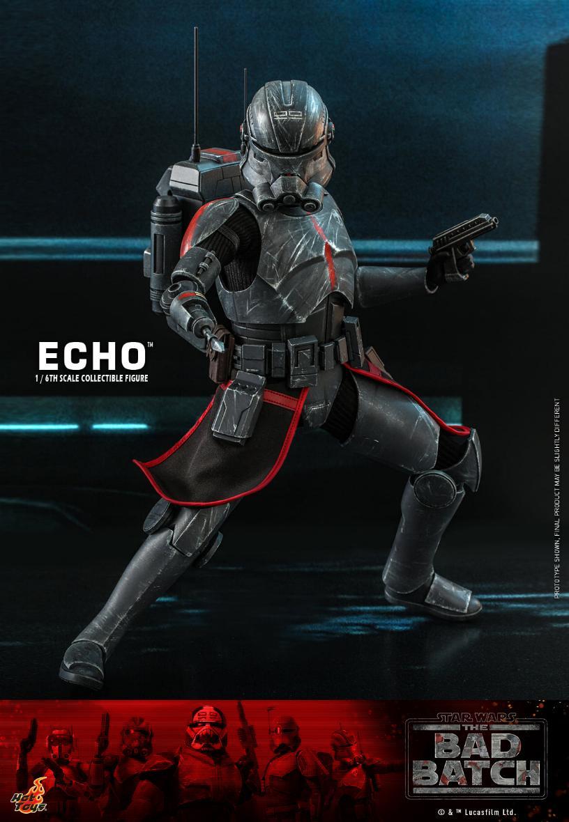 Echo - Star Wars: The Bad Batch  - Hot Toys  Echo_013