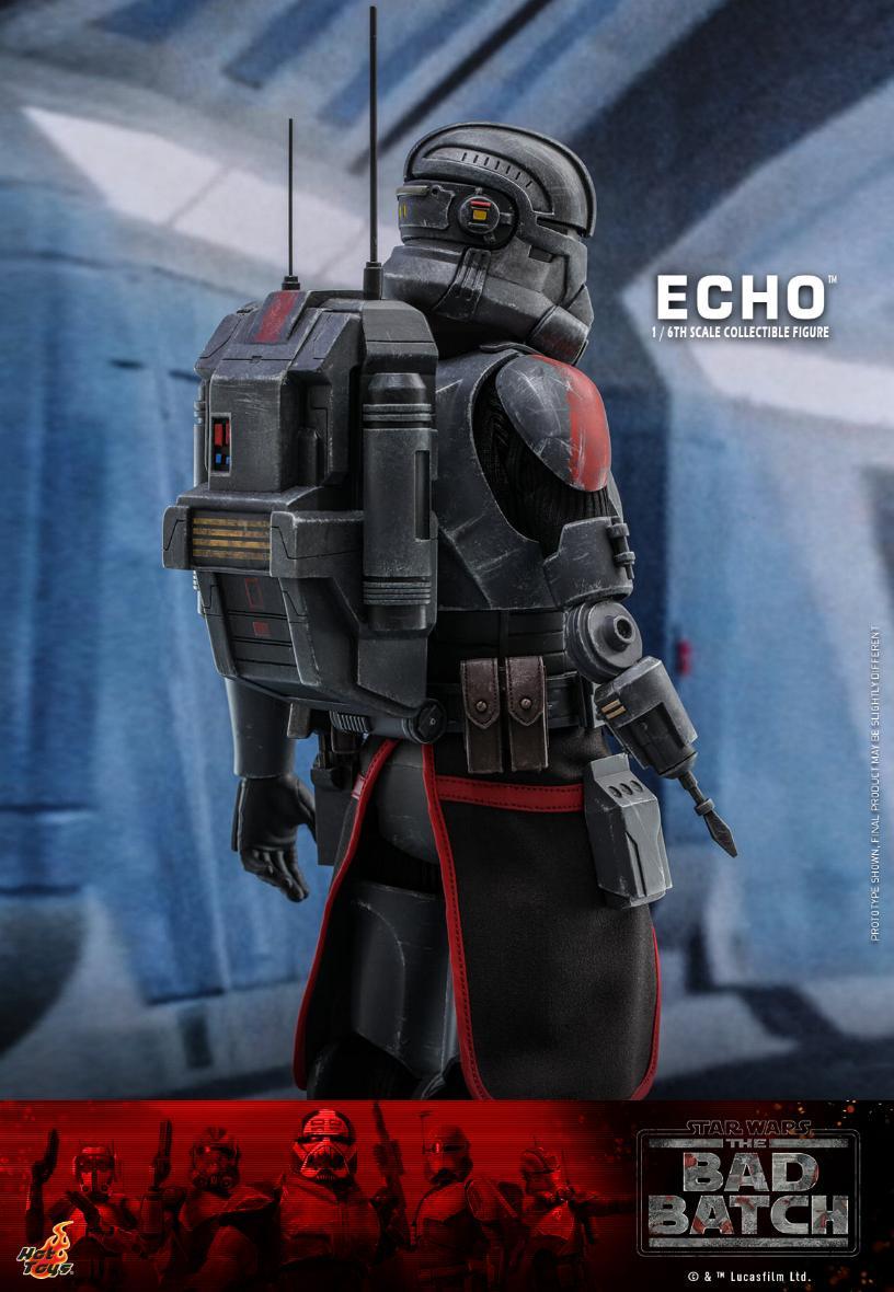 Echo - Star Wars: The Bad Batch  - Hot Toys  Echo_014