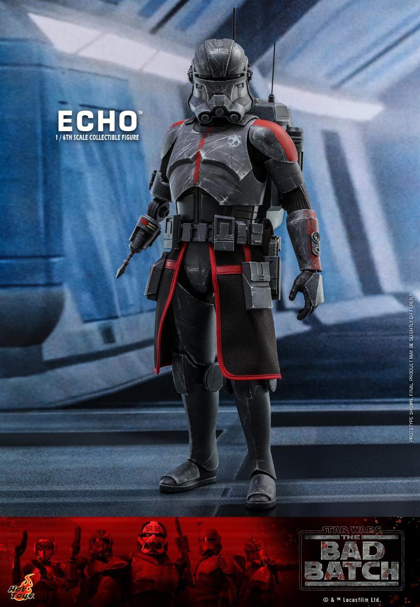 Echo - Star Wars: The Bad Batch  - Hot Toys  Echo_015