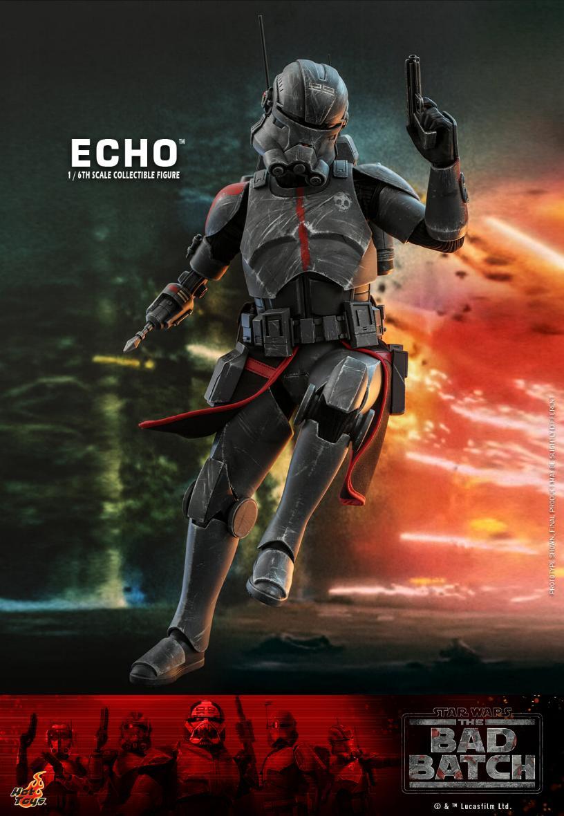 Echo - Star Wars: The Bad Batch  - Hot Toys  Echo_016
