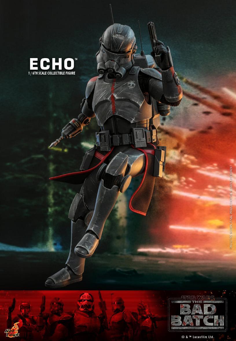 Echo - Star Wars: The Bad Batch  - Hot Toys  Echo_017