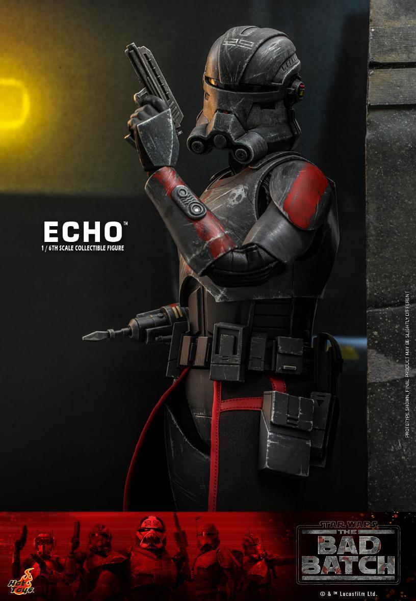 Echo - Star Wars: The Bad Batch  - Hot Toys  Echo_018