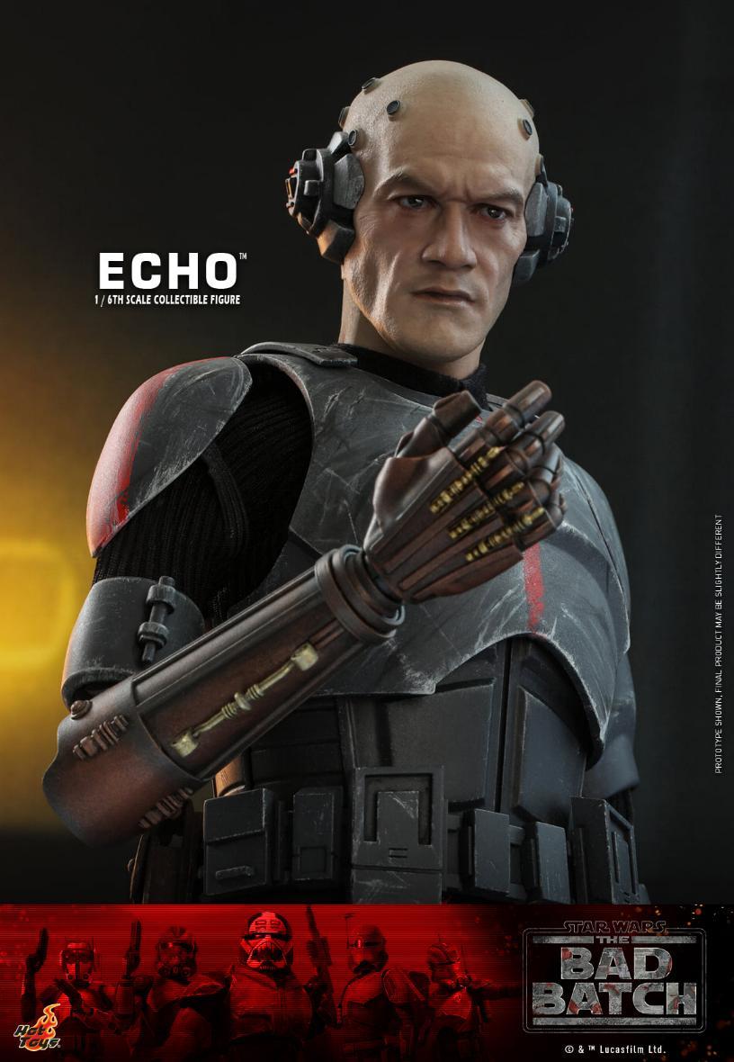 Echo - Star Wars: The Bad Batch  - Hot Toys  Echo_110