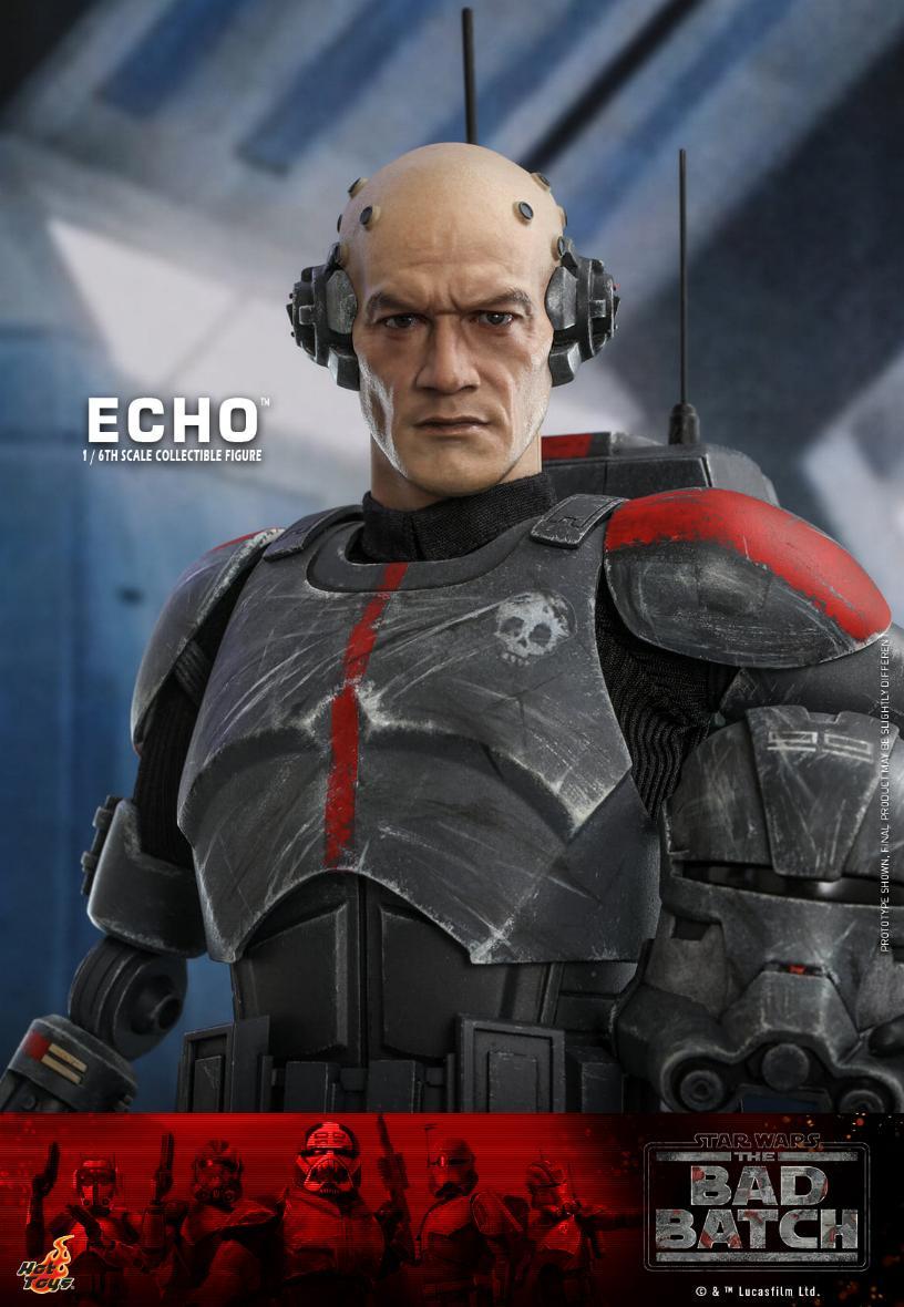 Echo - Star Wars: The Bad Batch  - Hot Toys  Echo_111