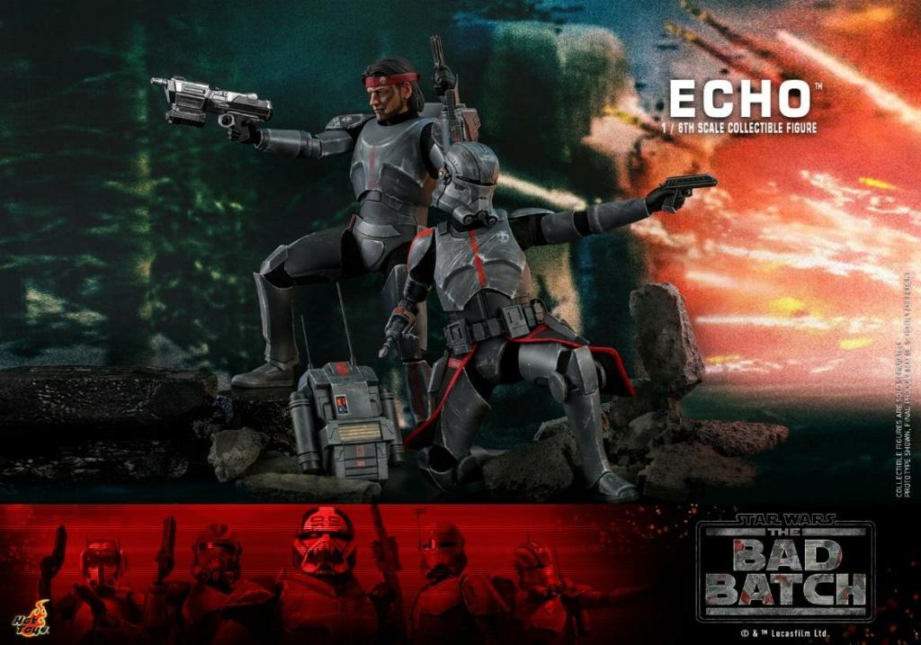 Echo - Star Wars: The Bad Batch  - Hot Toys  Echo_112