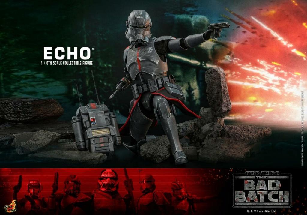 Echo - Star Wars: The Bad Batch  - Hot Toys  Echo_113