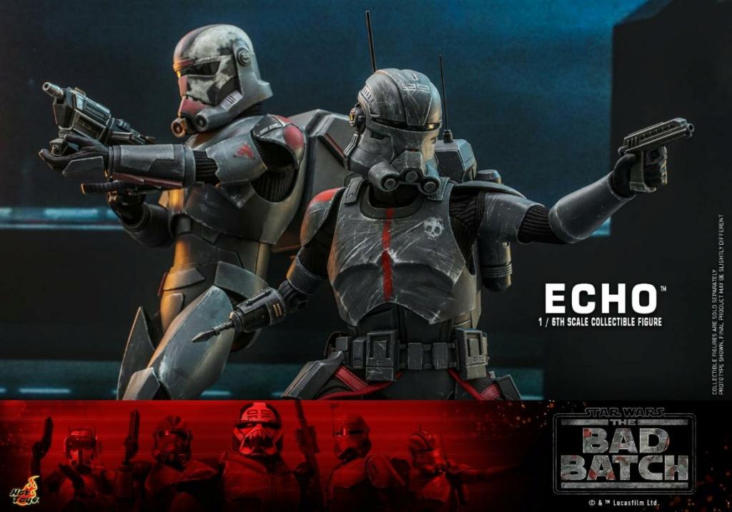 Echo - Star Wars: The Bad Batch  - Hot Toys  Echo_114