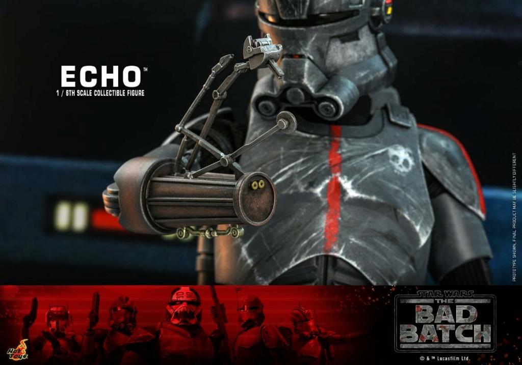 Echo - Star Wars: The Bad Batch  - Hot Toys  Echo_116