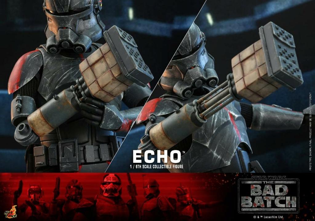 Echo - Star Wars: The Bad Batch  - Hot Toys  Echo_119