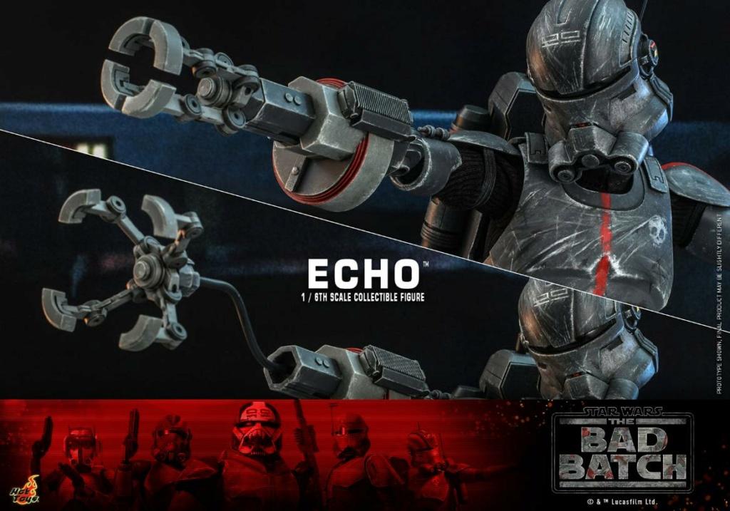 Echo - Star Wars: The Bad Batch  - Hot Toys  Echo_210