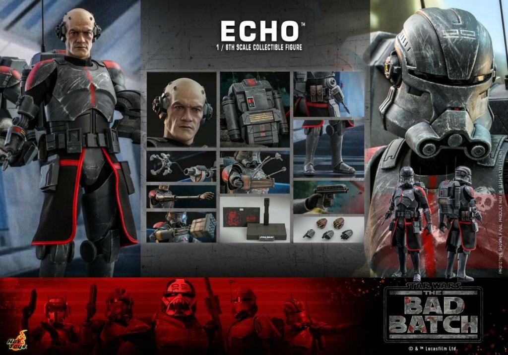 Echo - Star Wars: The Bad Batch  - Hot Toys  Echo_211