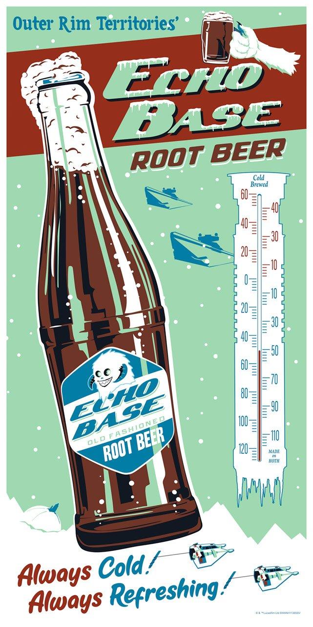 Echo Base Root Beer normal/variant - Dark Ink SDCC2019 EXCLU Echo_b11