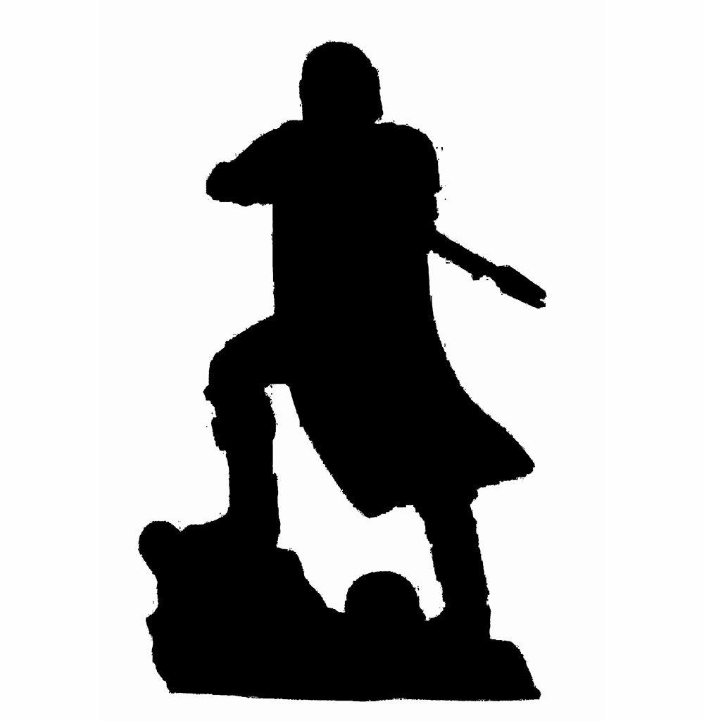 Star Wars Premier Collection The Mandalorian Statue Efepyg10