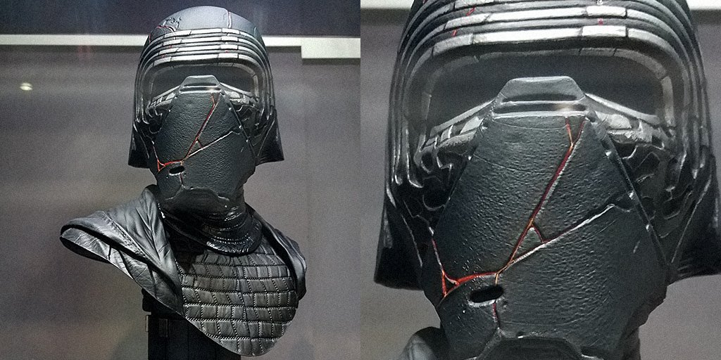 Kylo Ren Half-Scale Bust Diamond Select Toys/Gentle Giant  Egcxla10