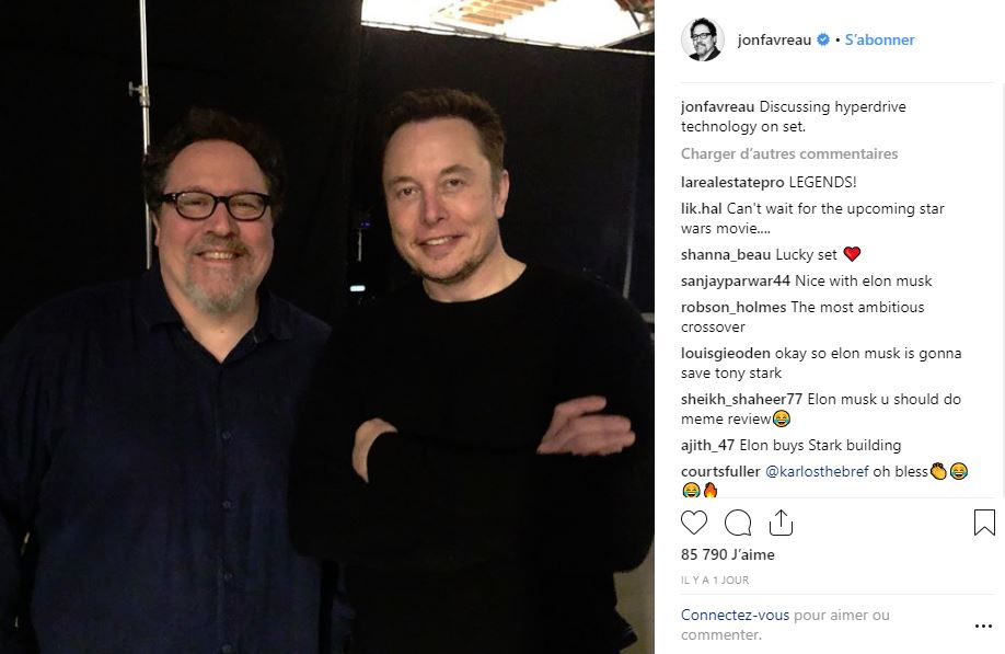 Les NEWS de la série Star Wars The Mandalorian Elon10