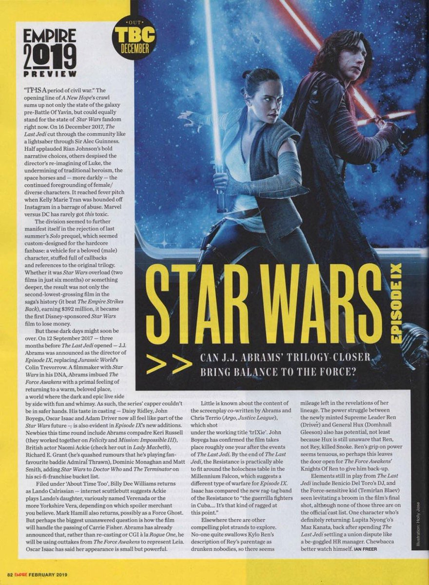 9 - Les NEWS Star Wars Episode IX - The Rise Of Skywalker - Page 5 Empire10