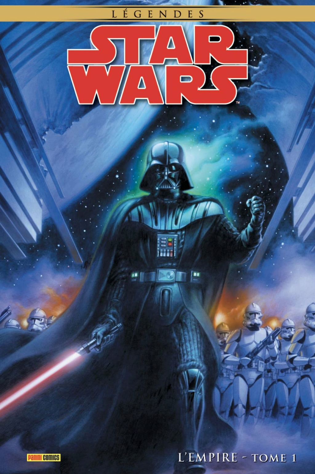 Star Wars Légendes : Empire 1 - Epic Collection - PANINI Empire28