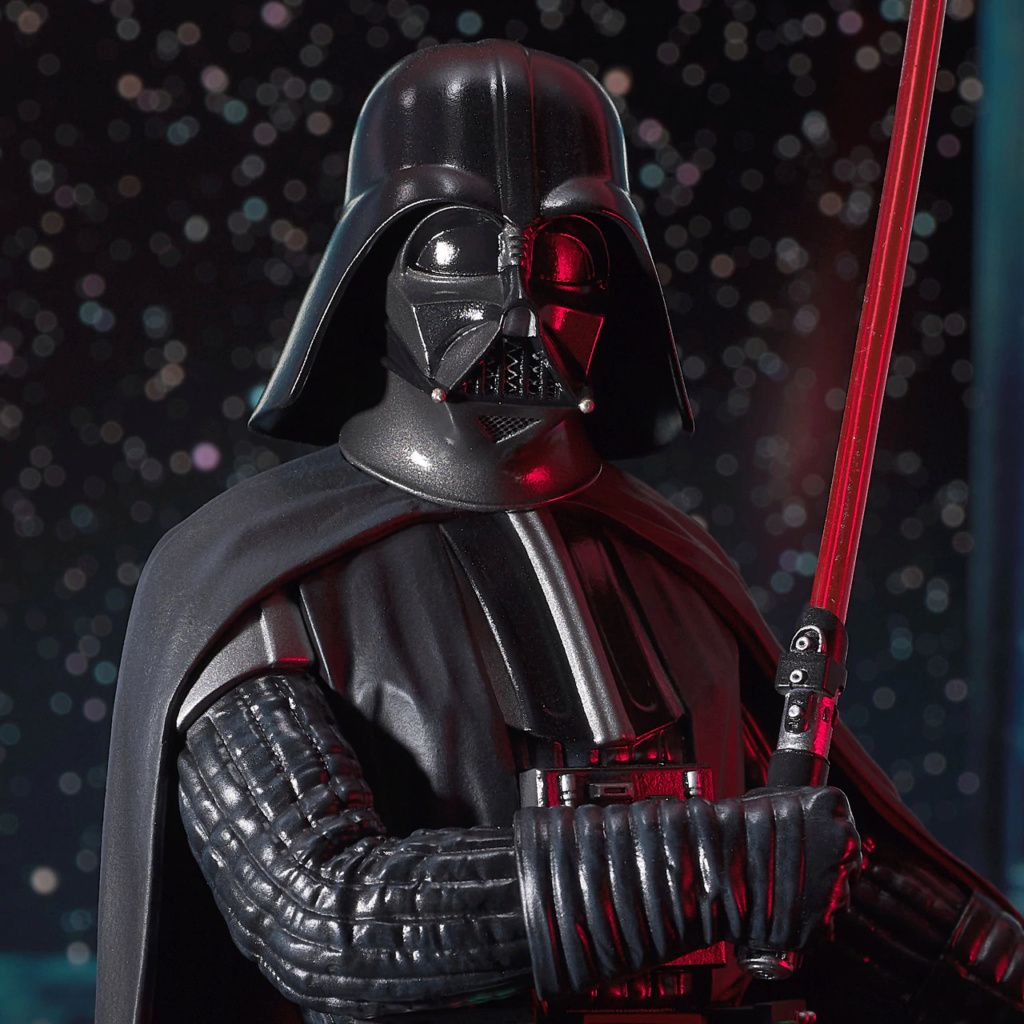 Darth Vader - A New Hope Mini Bust - Gentle Giant/DST Ep4_va10