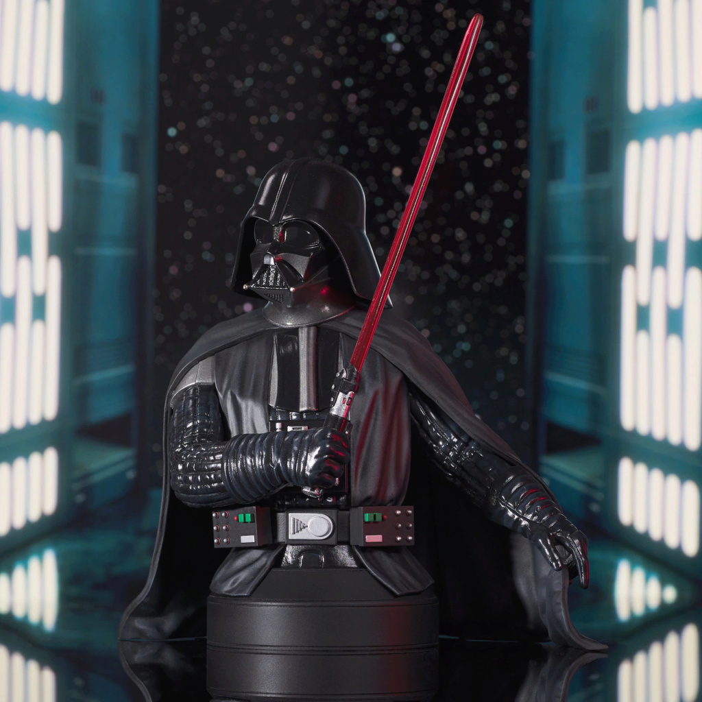Darth Vader - A New Hope Mini Bust - Gentle Giant/DST Ep4_va12