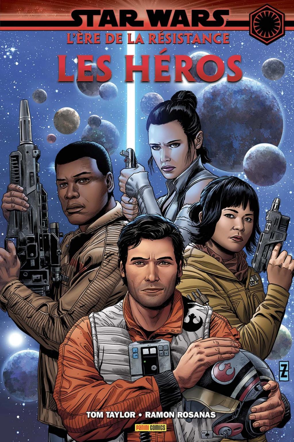 Star Wars L'ère de la Résistance: les Héros - PANINI Ere_de17