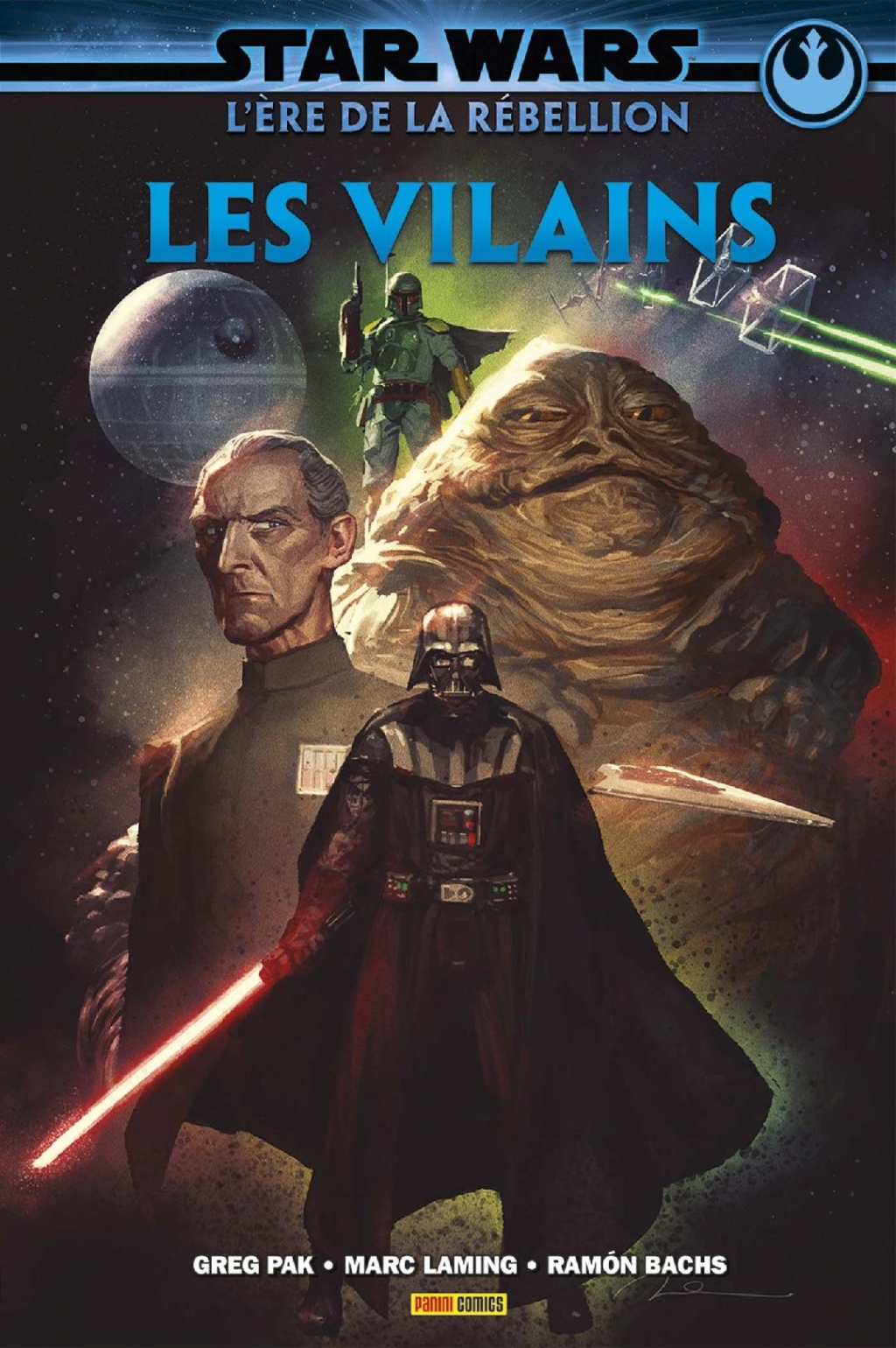 Star Wars - L'ère de la Rébellion: les Vilains - PANINI Ere_re10
