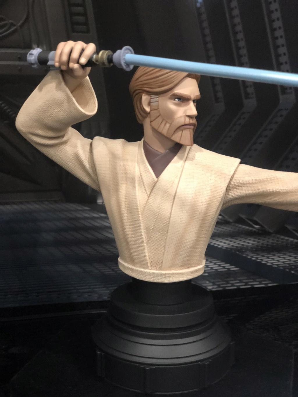 Star Wars Obi Wan Kenobi Bust - 1:7 Scale - Gentle Giant Ergte310