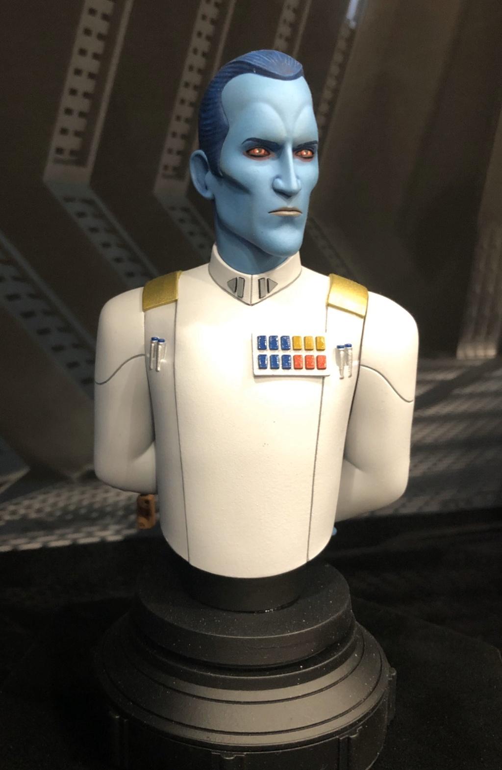 Star Wars Admiral Thrawn Bust 1:7 Scale - Gentle Giant Ergtey11