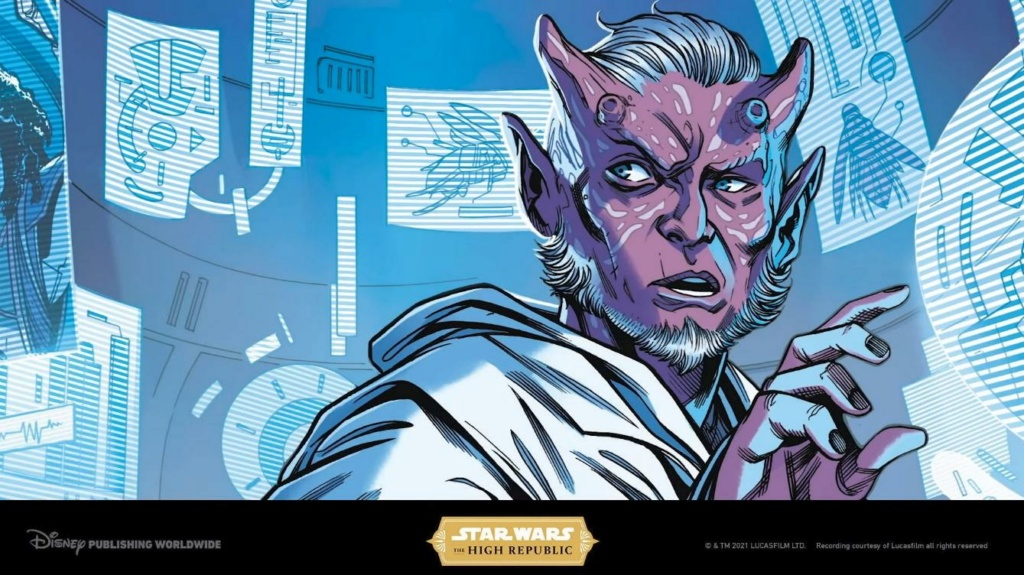 Star Wars The High Republic - Marvel Estala10