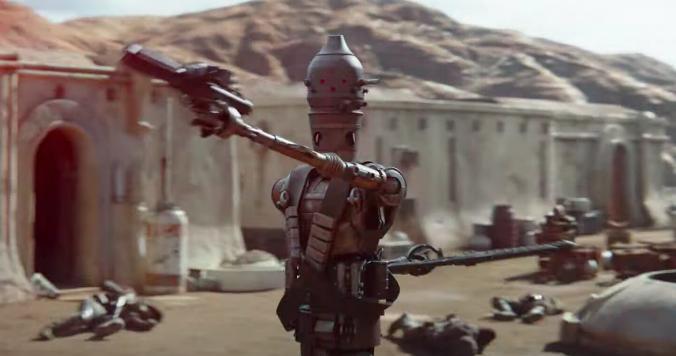 Les NEWS de la série Star Wars The Mandalorian - Page 2 Ew0510
