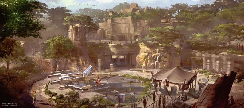 Star Wars Rise of the Resistance - Star Wars: Galaxy's Edge Ewresi11